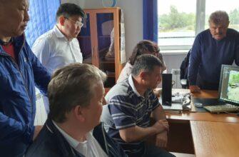 Премьер Якутии рассмотрел вопросы социально-экономического развития Алданского района