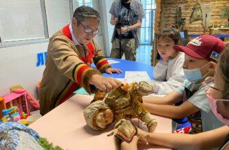 В Якутске Исторический парк «Россия - Моя история» провел семейную программу с научным уклоном