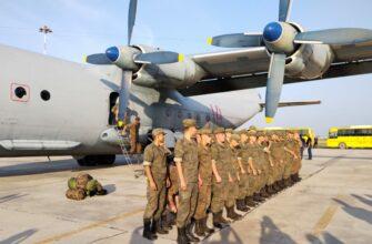 ФОТОФАКТ. В Якутск прибыла рота военных инженеров Минобороны РФ