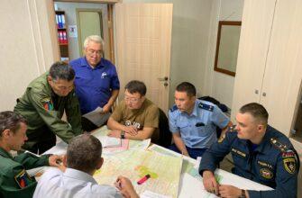 МЧС по Якутии: Наиболее активная работа по тушению природных пожаров ведется в Усть-Майском районе