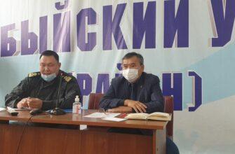 Жителям Абыйского района Якутии разъяснили правила рыболовства