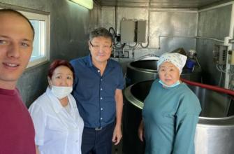 Крестьянские фермерские хозяйства Якутска нацелены на выполнение плана сдачимолока