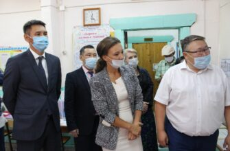 Омбудсмен по правам детей посетила детские учреждения Усть-Алданского улуса Якутии