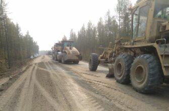 Возобновлено движение автотранспорта между Горным и Кобяйским районами Якутии