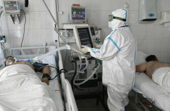 Эксперт: Ковид в среднетяжелой форме может продолжаться у пациента до 20 дней