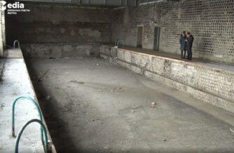 Реконструкцию спортивного комплекса в Алдане завершат к сентябрю