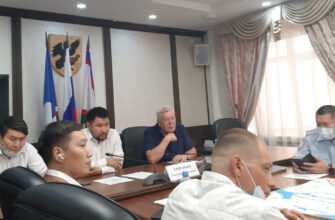 В Общественной палате Якутска рассмотрели вопросы загруженности дорог столицы