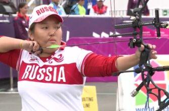 Степанида Артахинова стала бронзовым призером Паралимпиады в Токио