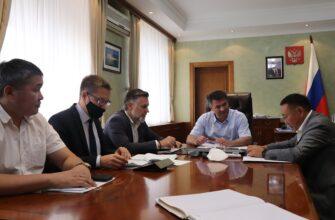В правительстве Якутии обсудили задачи по газификации населённых пунктов