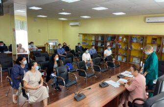 В ЦИКе Якутии идёт жеребьёвка по распределению бесплатной печатной площади и эфирного времени