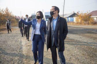 Жителей 46 аварийных домов посёлка Дорожный Якутии переселят по муниципальной программе