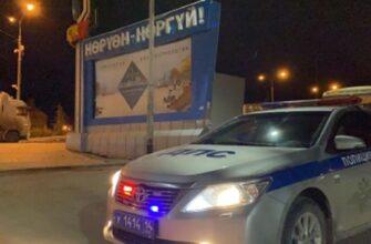 В Якутске прошли рейды «Нетрезвый водитель!»