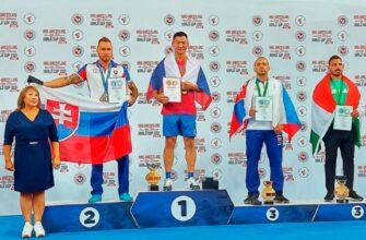 Сотрудник УФСИН Якутии стал лучшим в своем весе на Кубке мира по мас-рестлингу