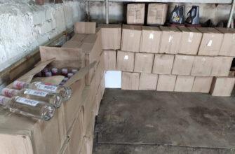 Якутские полицейские изъяли 400 литров нелегального алкоголя