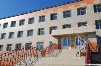 Капитальный ремонт Хатырыкской школы Якутии завершат в конце этого года