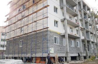 80 семей получат ключи от новых квартир в этом году в Покровске