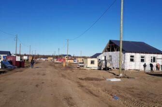 Глава Якутии проверит ход восстановительных работ в селе Бясь-Кюёль Горного улуса