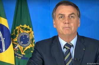 Не был привит. Президента Бразилии не пустили в ресторан в Нью-Йорке
