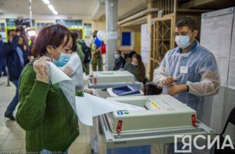 ЦИК Якутии: По данным на три часа дня, проголосовало 10 процентов якутян