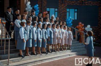 Глава Октемского наслега: Нам создали не только новую школу-сад, но и новые рабочие места