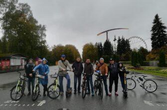 В Санкт-Петербурге якутяне посвятили велопробег Дню государственности республики