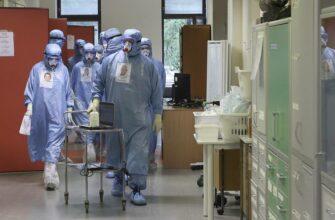 Эксперт заявил, что спад заболеваемости COVID-19 ожидается в январе 2022 года