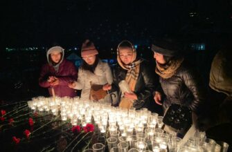 В Чурапчинском улусе Якутии почтили память переселенцев во время Великой Отечественной войны