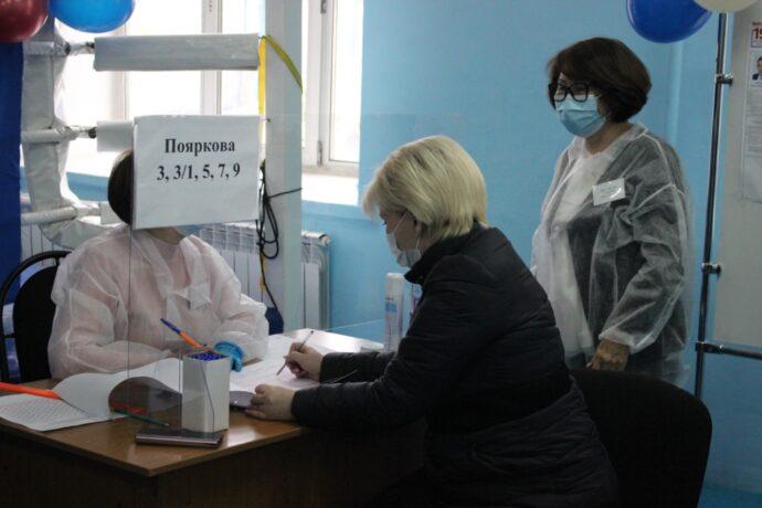 Выборы-2021: Как начинался первый день голосования