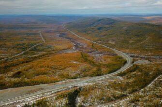 Для снегоочистки трассы «Лена» в Якутии задействуют 92 единицы спецтехники