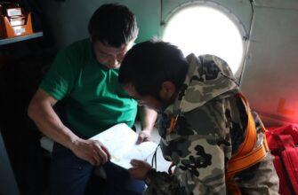 МЧС по Якутии: Наиболее активная работа по тушению пожаров проводится в Усть-Майском районе