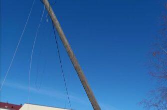 Энергетики восстановили электроснабжение Нюрбы, нарушенное обрывом провода самосвалом