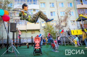 В Якутске по программе благоустроят  45 дворов в 2022 году