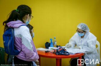 Адреса для получения вакцины в городе Якутске на 23 сентября 2021 года