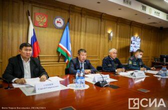Дмитрий Садовников провел совещание по предварительным итогам пожароопасного сезона 2021 года