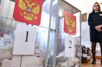ЦИК РФ обработал 100 процентов протоколов на выборах в Госдуму