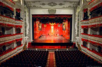 Гастроли Театра оперы и балета Якутии по Поволжью начались с Казани