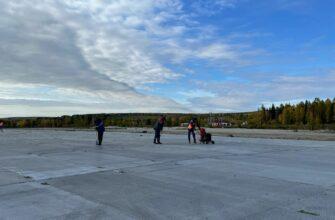 Взлетно-посадочную полосу аэропорта в Олекминске готовят к открытию
