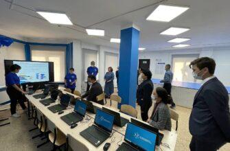 В Якутске открылся Центр цифрового образования детей «IT–куб»