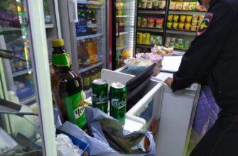 В Якутске полицейские выявили факты незаконной продажи алкогольной продукции