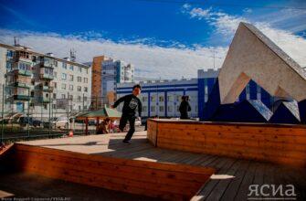 К 400-летию Якутска обустроят внутриквартальные и дворовые территории