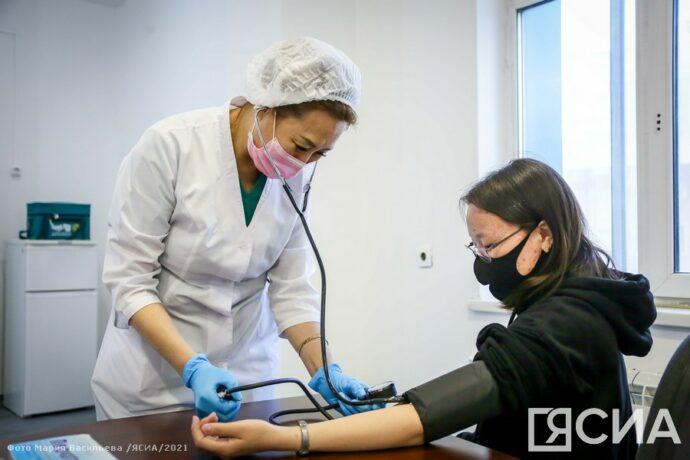 В Якутии наблюдается рост заболеваемости COVID-19 в 18 районах