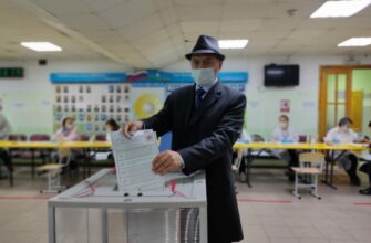 Афанасий Владимиров проголосовал на выборах в Госдуму