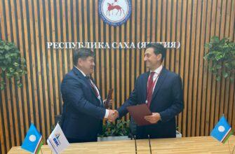 ВЭФ-2021. Ленское речное пароходство и ВИС-строй подписали соглашение о сотрудничестве
