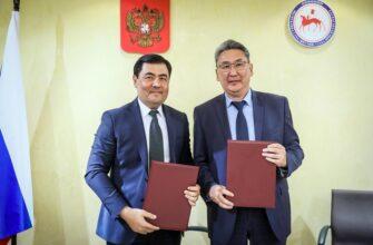 Якутия и Сырдарьинская область Республики Узбекистан договорились о сотрудничестве