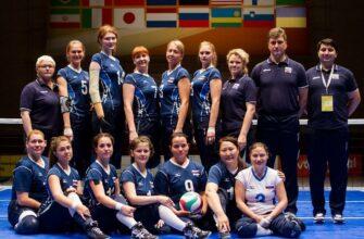 Женская сборная России по волейболу сидя не смогла выйти в плей-офф Паралимпиады