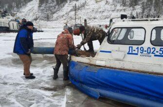 ЛОРП организовал доставку баллонов с кислородом в поселок Усть-Мая Якутии
