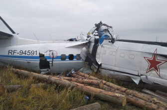 Выжившие после падения самолёта в Татарстане рассказали подробности крушения