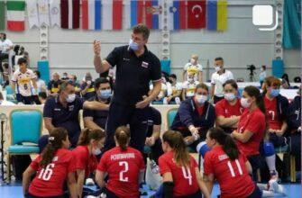 Якутянка Алена Дмитриева выиграла чемпионат Европы по волейболу сидя