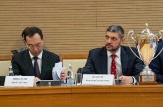 Юрий Трутнев поддержал предложения главы Якутии по противодействию пожарам