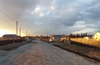 Энергетики подключили к электросетям все вновь построенные дома в селе Бясь-Кюёль Якутии